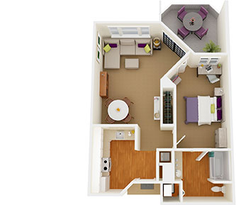 O'Connor Woods Chardonnay Floor Plan